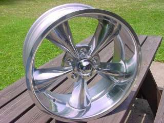 18x7 8 STREETER NOVA FORD CHEVY MOPAR DODGE WHEEL