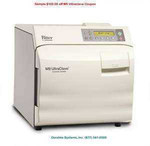 100.00 off Ritter M9 Ultraclave Autoclave Coupon