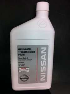 AUTOMATIC TRANSMISSION FLUID NISSAN MATIC S OEM FACTORY FLUID