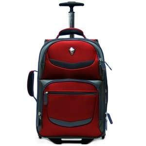 CalPak Discover Laptop Rolling Backpack Bags