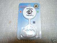 Hockey Buffalo Sabres NHL Licensed Baby Rattle MIP