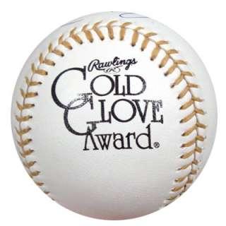 CAL RIPKEN JR AUTOGRAPHED SIGNED MLB GOLD GLOVE BASEBALL PSA/DNA
