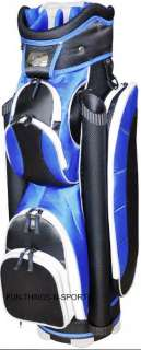 Here is the New RJ Sports MX 500 Golf Cart Bag