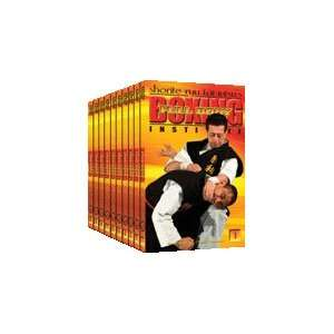 Full Body Boxing 13 DVD Set by Christian Harfouche Sports