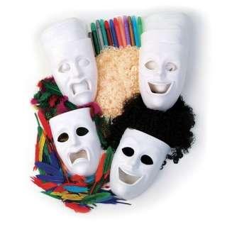 Chenille Kraft Company Masks Activity Box Crafts