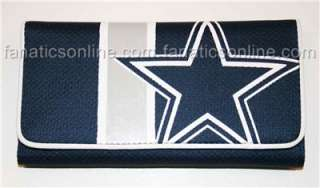 Dallas Cowboys Purse Clutch Tote Bag Clutch Wallet Womens Ladies Girls