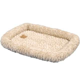 Precision Pet Products SnooZZy Cozy Crate Dog Bed in Natural Dogs
