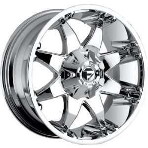 Fuel Octane Chrome Wheel (22x14) Automotive