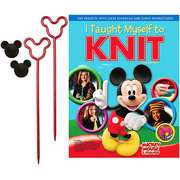 Friends I Taught Myself To Knit   22pc. Disney Mickey Mouse & Friends