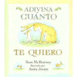 Adivina Cuanto Te Quiero (9788488342065): Sam Mc Bratney
