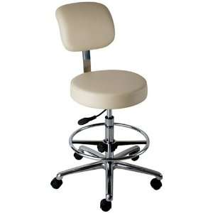 Master CL23 Black Vinyl Medical Dental Stools Chairs