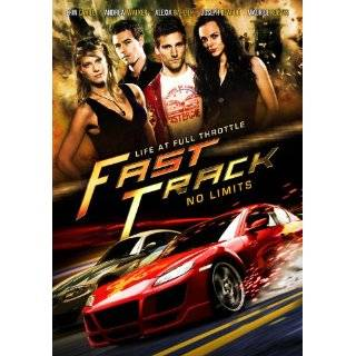 Fast Track: No Limits ~ Erin Cahill, Andrew Walker, Alexia Barlier