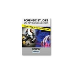 From Crime Scene o Crime Lab Ann Ann Bucholz & Amy Davis Books