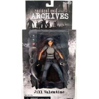 NECA Resident Evil Archives Jill Valentine (blue) by NECA