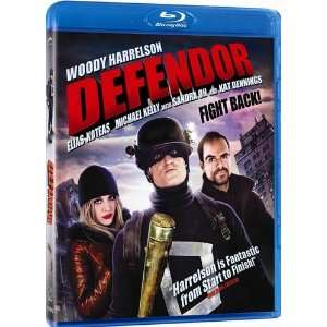 Defendor [Blu ray]: Woody Harrelson, Kat Dennings, Elias