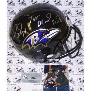 Creative Sports AFSRBR OHER Michael Oher Hand Signed