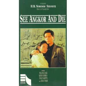 , Roland Eng, San Chariya, Mam Kanika, Norodom Sihanouk: Movies & TV