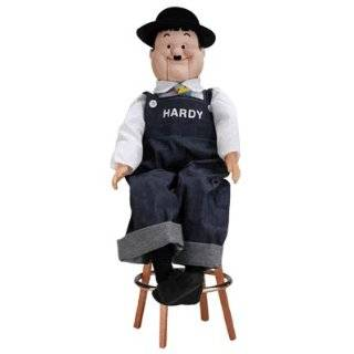 Oliver Hardy Ventriloquist Doll