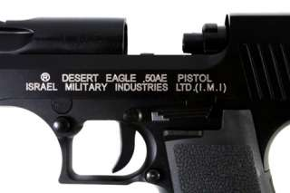 KWC Airsoft Desert Eagle Semi Auto CO2 Blowback Pistol