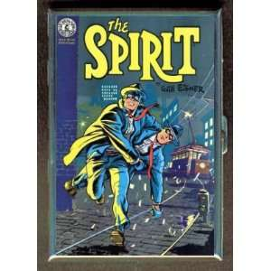 SPIRIT WILL EISNER #4 COMIC BOOK CIGARETTE CASE WALLET