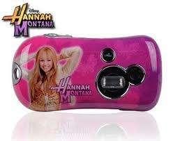 Disney Hannah Montana Miley Cyrus 2.0 digital camera 851244004657