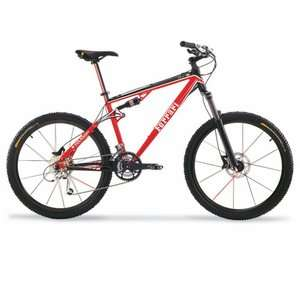 Ferrari Mountain Bike with Full Suspension