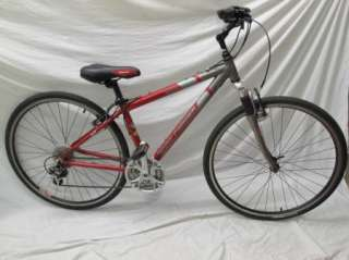 Gary Fisher Zebrano Hybrid Bike Small Alloy Shocks Rapid Fire 24 speed