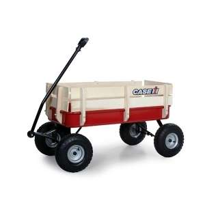 Learning Curve Case IH 36 Stake Wagon Red 14816  BRAND NEW   Toy
