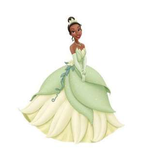 Room Mates Licensed Designs Tiana Giant Wall Decal Kids & Teen Rooms