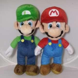 Product Name  New Nintendo Super Mario & Luigi Plush Figure Th191