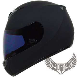 Flat Black DOT APPROVED Full Face Hayabusa YZF motorcycle Helmet ~ XL