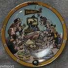 Pittsburgh Steelers Ltd. Edt Danbury Mint 8 Plates items in vintage