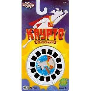 Krypto The Superdog View Master 3D 3 Reel Set Toys