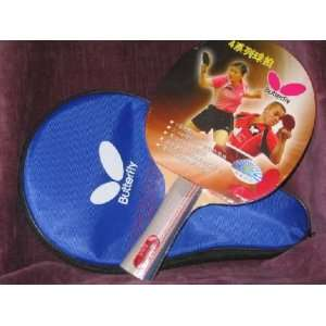 Butterfly Table Tennis Racket Paddle Bat TBC401 Sports