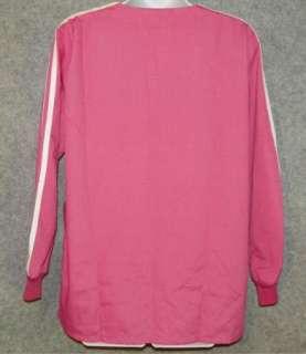 NWT MED GEAR Medical Scrubs Shirt Top Size XS S XL