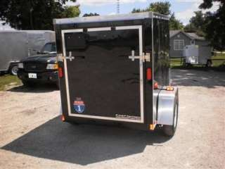 Interstate 5x7 V LOW Profile Cargo Mobility Scooter Motorcycle Trailer