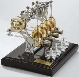 Bohm Boehm Stirling Engine HB34 Kit for Live Steam Toys