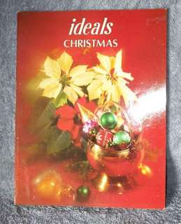 IDEALS Christmas, Easter, Thanksgiving,1959 1981 Choice