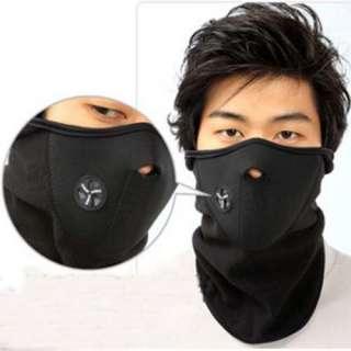 Bike Motorcycle Ski Snowboard Winter Neck Warmer Face Mask Veil Sport